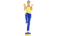 Fat busting exercise routine: Move 3