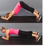 Fat busting exercise routine: Move 4