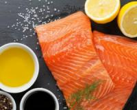 Salmon oil can help older people with memory problems boost their brainpower