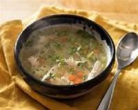 Strengthen your immune system with chicken broth...  Follow this easy and delicious recipe...