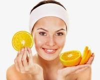 If you want brighter skin, vitamin C is the answer!