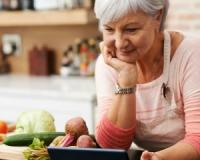 Another reason to eat your veggies: Healthy blood vessels