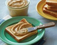 Peanut butter can help stabilise your blood sugar levels and prevent spikes