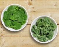 Spinach and kale can prevent Alzheimer's disease