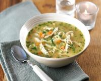 Got a cold? Why eating chicken soup isn't just an old wives tale...