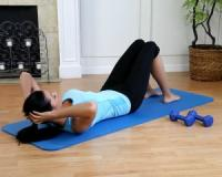 Four fat-burning exercises you can do at home