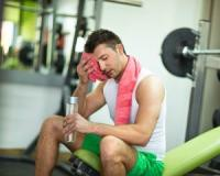 Stopping exercise might lead to depression...