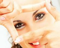 How to improve your eyesight through diet and eye exercises