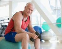 Exercising for just 45 minutes per week can help arthritis sufferers to function better