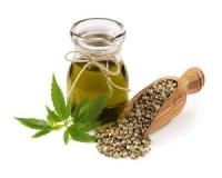 Hemp seed oil helps reduce NSAID side effects and improves mobility...