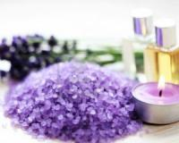 Soothe achy joints and reduce stress by soaking in this lavender essential oil bath