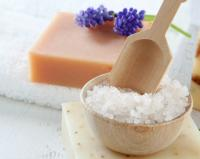 To lower blood pressure, oxygenate every cell and sedate the nervous system, take a warm salt bath