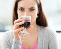 A glass of wine a day to keep the doctor away... yes, really!