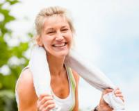 Exercise helps women manage their emotional health and weight after menopause
